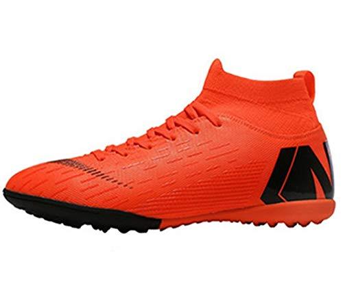 Botas de fútbol Zapatos de fútbol Profesionales Unisex Confort de Alta tecnología Clavo Roto Código Europeo estándar