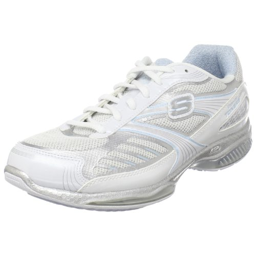 Skechers Ultra Fit Shape Ups Toners - Zapatillas de Deporte para Mujer, Color Blanco, Talla 36