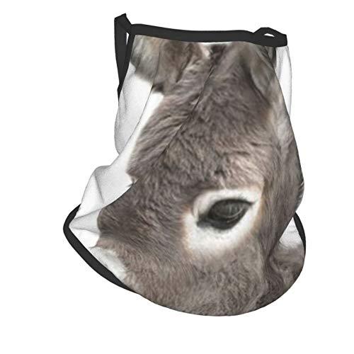 Bandanas protectoras plegables transpirables para el cuello del burro de la cara de la cubierta de la boca bufanda reutilizable del cuello gaite