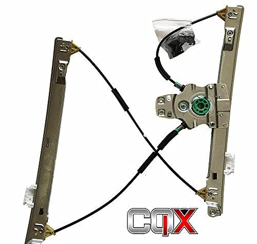CQX Lève-vitre électrique Avant Droit (Passager) Citroen C5 Depuis (2008-2018) 9222.EP / 9222.FX=4Portes