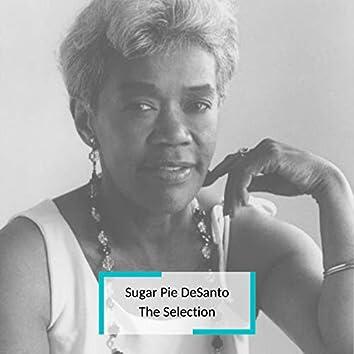 Sugar Pie DeSanto - The Selection