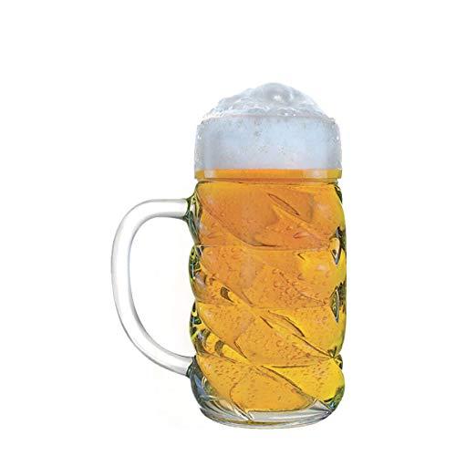Conjunto de Canecas para Cerveja Chopp Mass Krug 500ml
