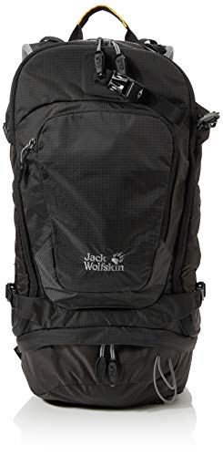 Jack Wolfskin Unisex – Erwachsene Satellite Photo Rucksack, Phantom, One Size