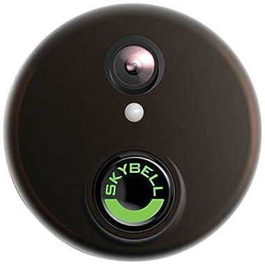 SkyBell (SH02300BZ) HD Bronze WiFi Video Doorbell