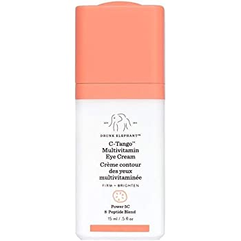 Drunk Elephant C-Tango Multivitamin Eye Cream. Brightening And Restorative  Under Eye Cream With Vitamin C (15 Ml /. 5 Fl Oz): Amazon.in: Beauty