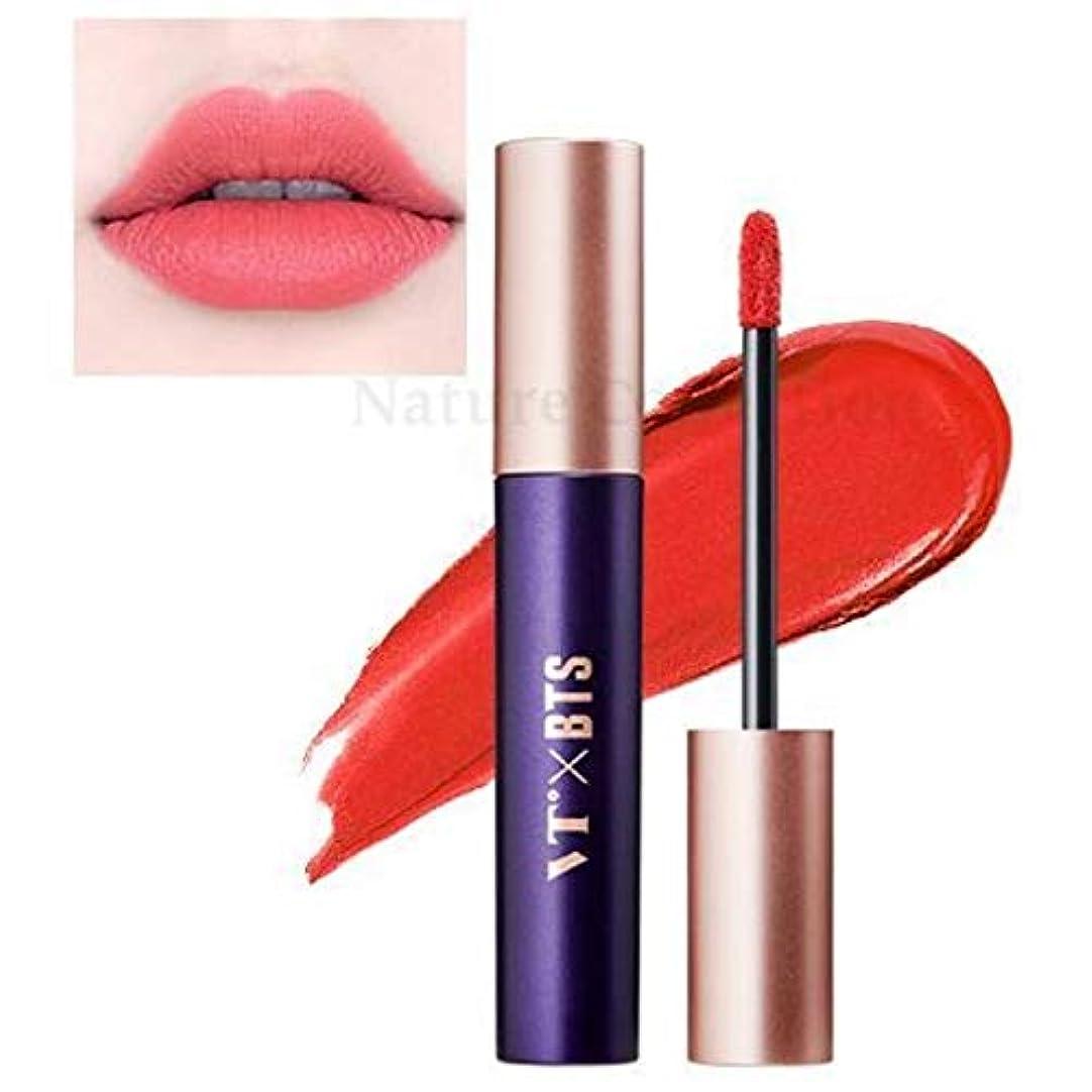 ジョブ収穫従事するVT X BTS Super Tempting Lip Rouge / スーパーテンプティング リップルージュ (4ml) / BTS コラボ (05.Brick up) [並行輸入品]