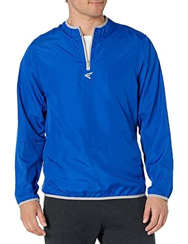 EASTON M5 CAGE Jacket, Adult, XLarge, Royal