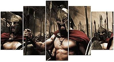 Best spartan warrior painting Reviews
