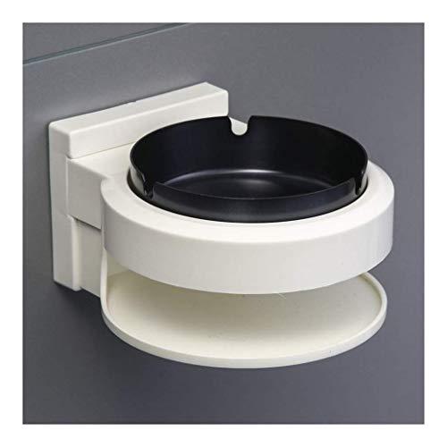 Portarrollos de Papel higiénico Antiguo Toallero Caja de pañuelos Baño Aseo Impermeable Rollo de Papel Retro con cenicero