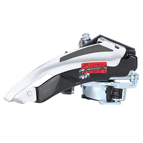 Gedourain Desviador Delantero TX50, desviador Delantero Ámbito de aplicación modificación, Mejora y Mantenimiento de Bicicletas