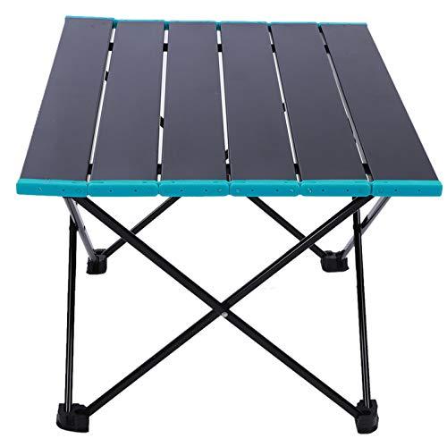 Deryang Klapptisch, Klapp-Camping-Tisch, Camping-Tische Tragbarer Camping-Tisch für Picknicks Camping Outdoor-Grill