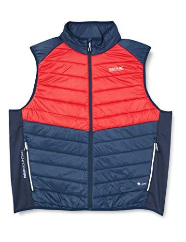 Regatta Halton IV Chaleco térmico acolchado, lana de alpaca, tejido ligero y...