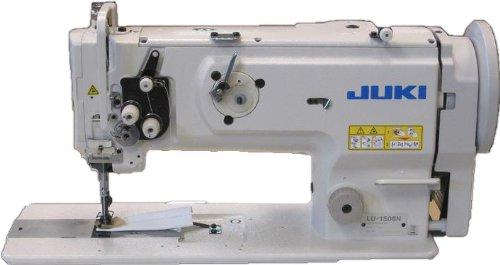 Juki LU-1508NS Industrial Walking Foot Sewing Machine, Vertical Axis Hook, Servo Motor