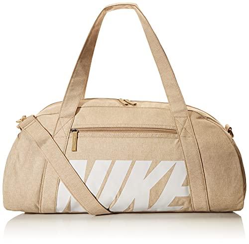 Nike Mujer Bolsa Gym Club, Parachute Beige/Vast Grey, One Size BA5490-297_One...