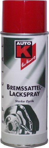 Profi Bremssattellack 400ml Spraydose ROT glänzend