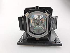 Supermait DT01181 Replacement Projector Bulb Lamp with Housing Compatible with HITACHI BZ-1 CP-A220N CP-A221N CP-A221NM CP-A222NM CP-A222WN CP-A250NL CP-A300N CP-A301N CP-A301NM CP-A302NM CP-A302WN
