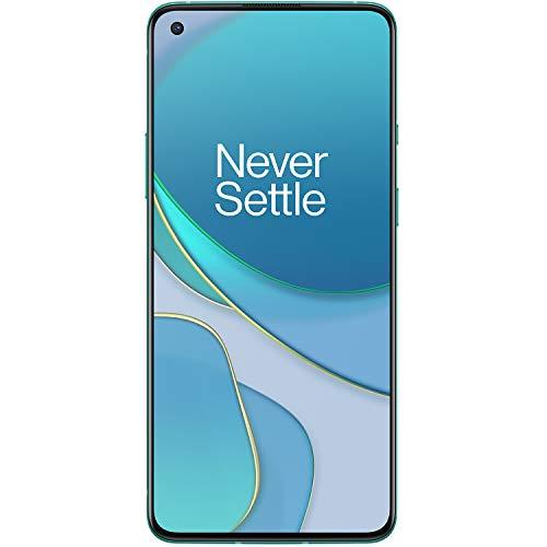 OnePlus 8T 5G (Aquamarine Green, 8GB RAM, 128GB Storage)