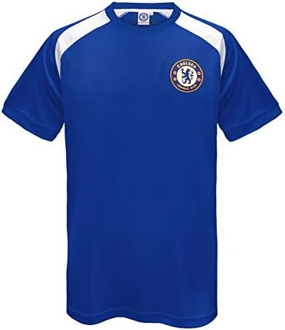 Chelsea FC - Camiseta de entrenamiento hombre Azul Real