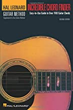 Incredible Chord Finder - 6 inch. x 9 inch. Edition: Hal Leonard Guitar Method Supplement