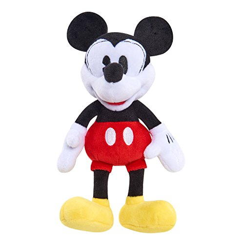 Disney Mickey 90th Bean 8' Plush - Pie-Eye