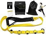 ENJOY1 Widerstandsbänder zum Aufhängen, für Fitnessstudio, Workout, Crossfit, Federung, Fitnessgerät, Widerstandsset