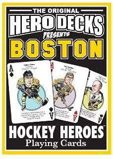 Boston Bruins Hero Deck Playing Cards
