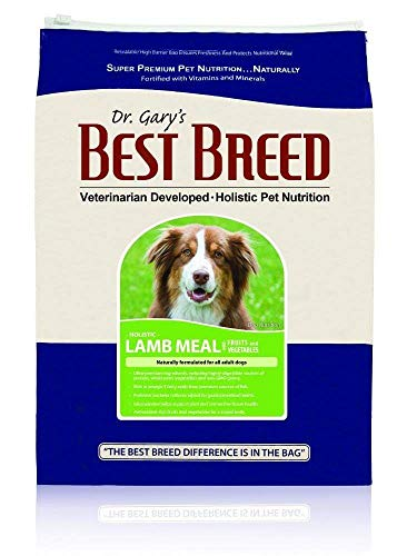 Best Breed Dr. Gary's Holistic Lamb Meal with Vegetables & Herbs Dry Dog Food, Model Number: 531009