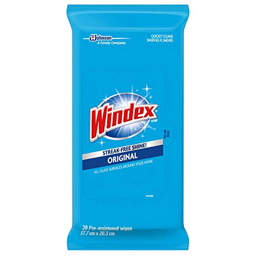 Windex Glass Multi-Surface Cleaning Wipes