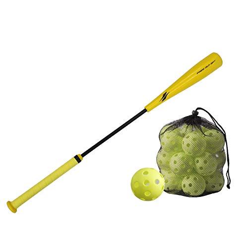 インサイドアウトバット 穴あきボール50個付き フィールドフォース バッテング練習 実打可能