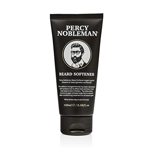 Beard Softener by Percy Nobleman. A Beard Conditioner Containing Shea...