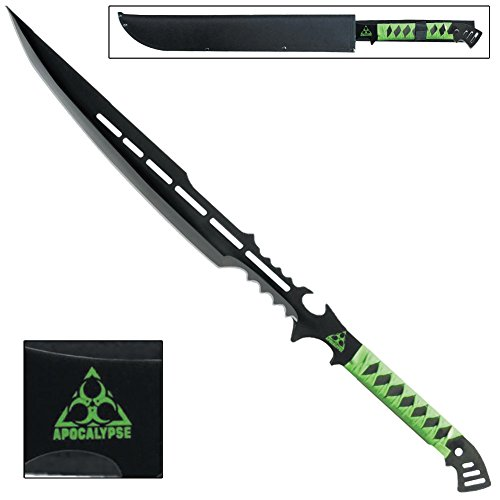 Armory Replicas Bio-Terror Zombie Apocalypse Massacre Death Sword