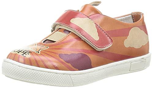 DOGO Kids Crosker, Sneaker, Multicolore, 30 EU
