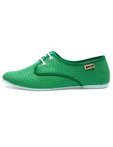 Zapato Maians Clementina Vania Verde Talla 36
