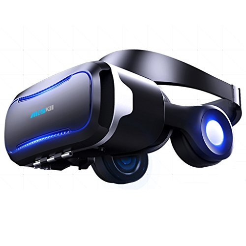 Vr Virtual Reality Brillen Eine Maschine 3D Brille Headset Audio-visuelle Theater Immersive Experience