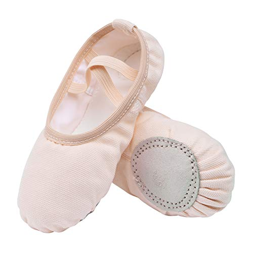 Canvas Ballet Shoes for Girls