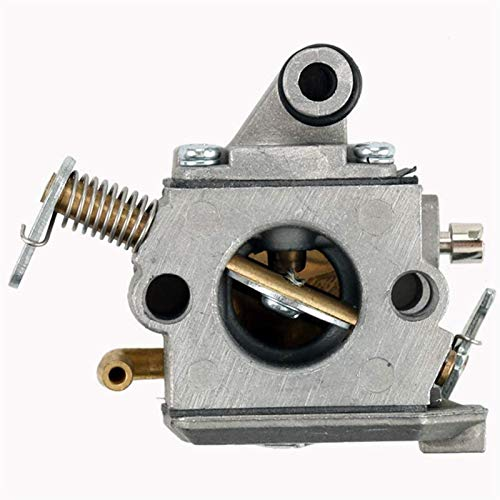 Carb Carburador Kit de carburador para Z&ama C1Q-S57 para S&TIHL 017018 MS170 MS180 Piezas de Motor de Motosierra 11301200603 Filtro bujía de Combustible Motor