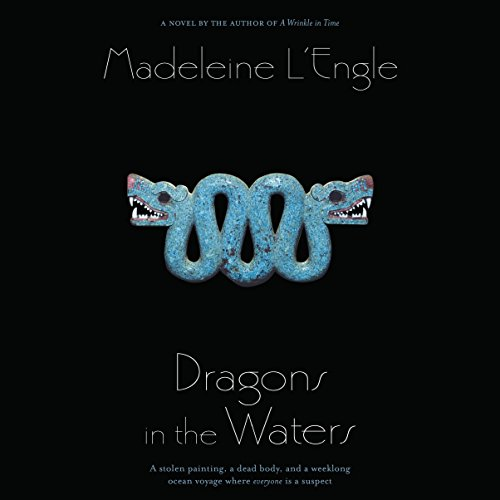 Dragons in the Waters audiobook cover art