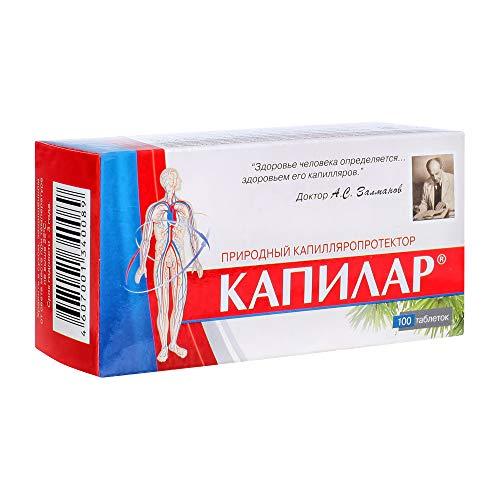 KAPILAR - Dihydroquerctine , 100 Tabs á 0,25 g