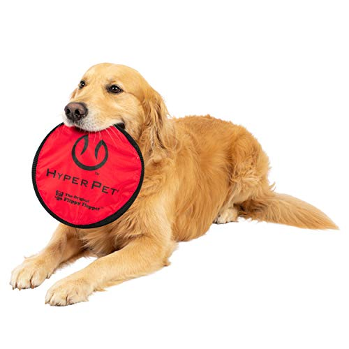 Hyper Pet Flippy Flopper Dog Frisbee Interactive...