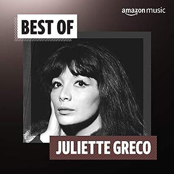 Best of Juliette Greco