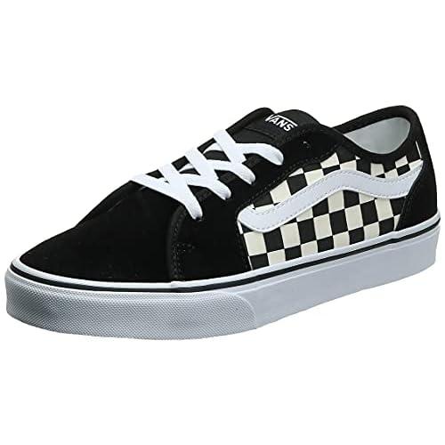 VANS Filmore Decon, Sneaker Donna, Multicolore ((Checkerboard) Black/White 5Gx), 37 EU