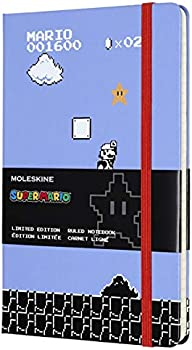 Moleskine Limited Edition Super Mario Notebook