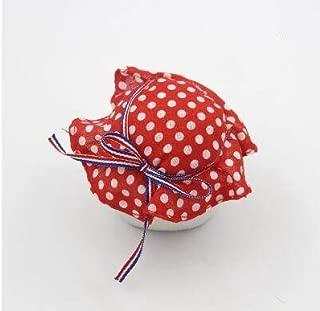 Best Design Ball Strawberry Shape Sewing Needle Pin Cushion Hanging Holder DIY, Globe Cushion - Antique Needle Holder Cushion, Cushion Ball, Pins Cushion, Vintage Beaded Cushion, Pillow Cushion