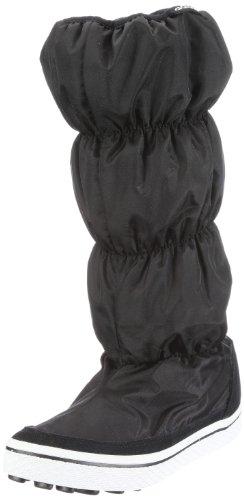 adidas Originals ADIWINTER BOOT W G51407, Damen Stiefel, Schwarz (BLACK 1 / BLACK 1 / WHITE), EU 43 1/3 (UK 9)