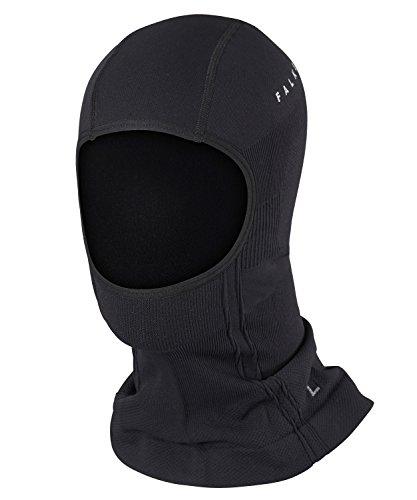 FALKE, Passamontagna Donna Athletic Face Mask, Nero (black), S/M