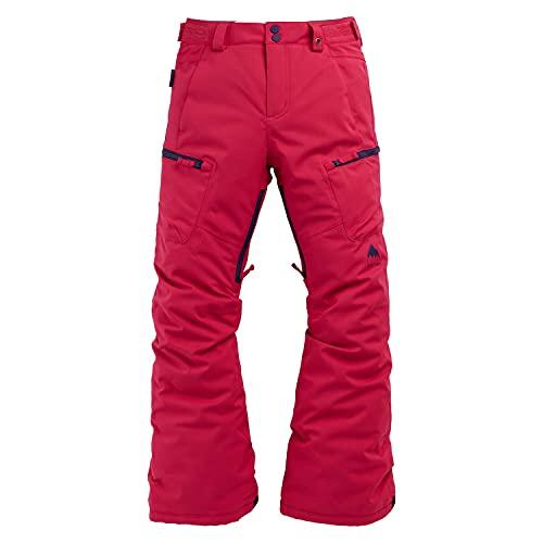 Burton Mädchen Elite Cargo Snowboardhose, Punchy Pink, XL