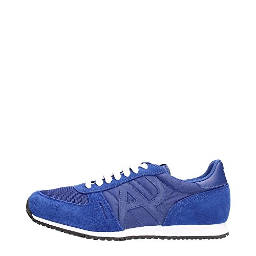 Armani Jeans AJ C6524 Sneakers Herren Blau 40