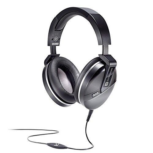 ULTRASONE Performance 820 Kopfhörer in Schwarz | Over-Ear Kopfhörer für das Studio und Zuhause
