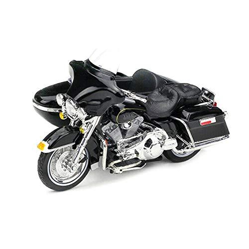 DSWS Motocicleta Miniatura 1:18 para Har&Ley-Davi&dson Aleación Motocicleta Modelo De Casting Modelo De Coche Mini Motocicleta Regalo De Cumpleaños