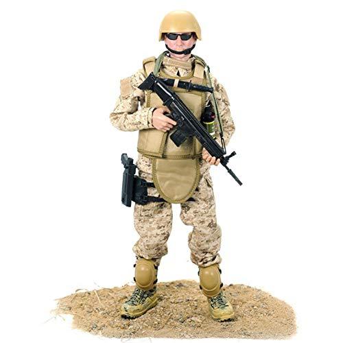 SXPC 1/6 Escala Fuerzas Especiales Soldado Juego Modelo Juego Soldado 12 Pulgadas Figura de acción Modelo Juguetes